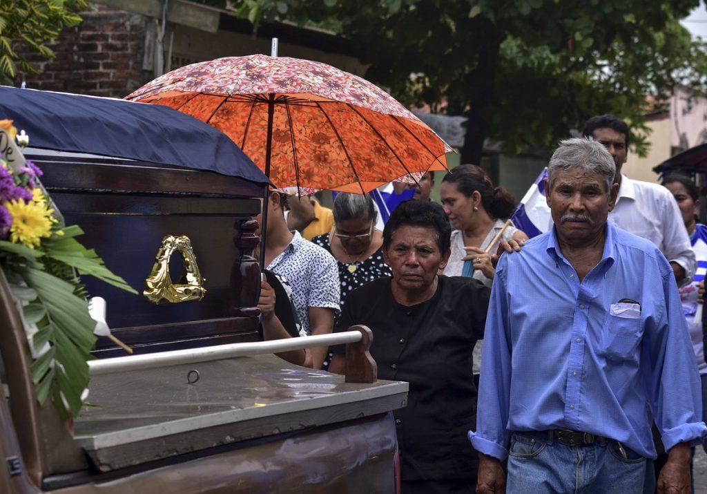 Organismo humanitario eleva a 81 lista de muertos en crisis de Nicaragua