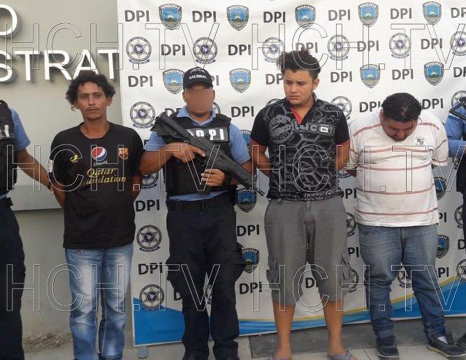 Caen supuestos responsables de asesinar a joven en sector López Arellano #SPS