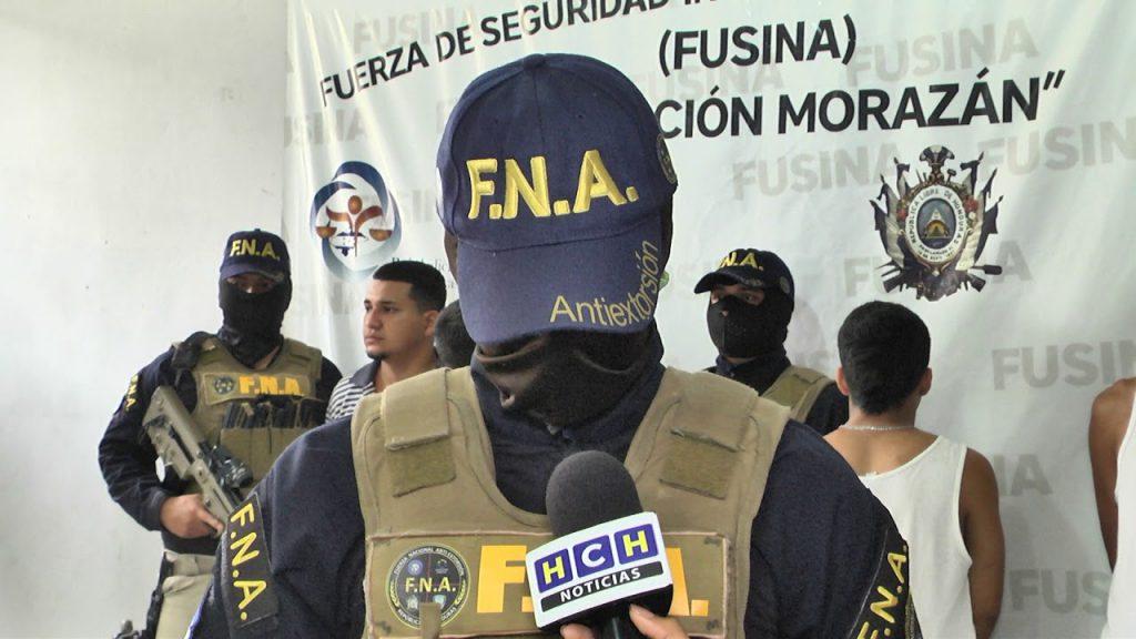 Cuatro supuestos extorsionadores detenidos en col. La Pradera #SPS