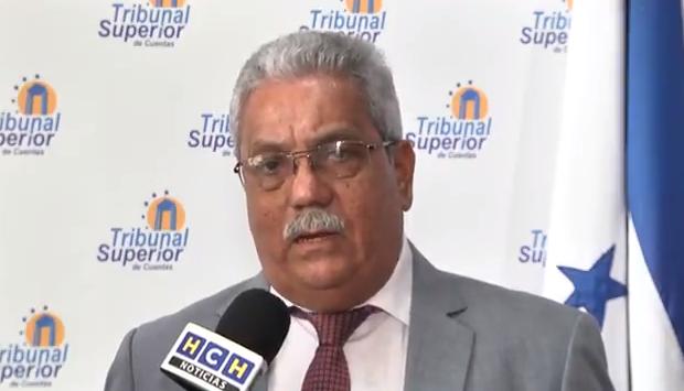 Presidente de TSC: Solo 230 de 768 diputados han presentado liquidaciones del manejo de fondos departamentales