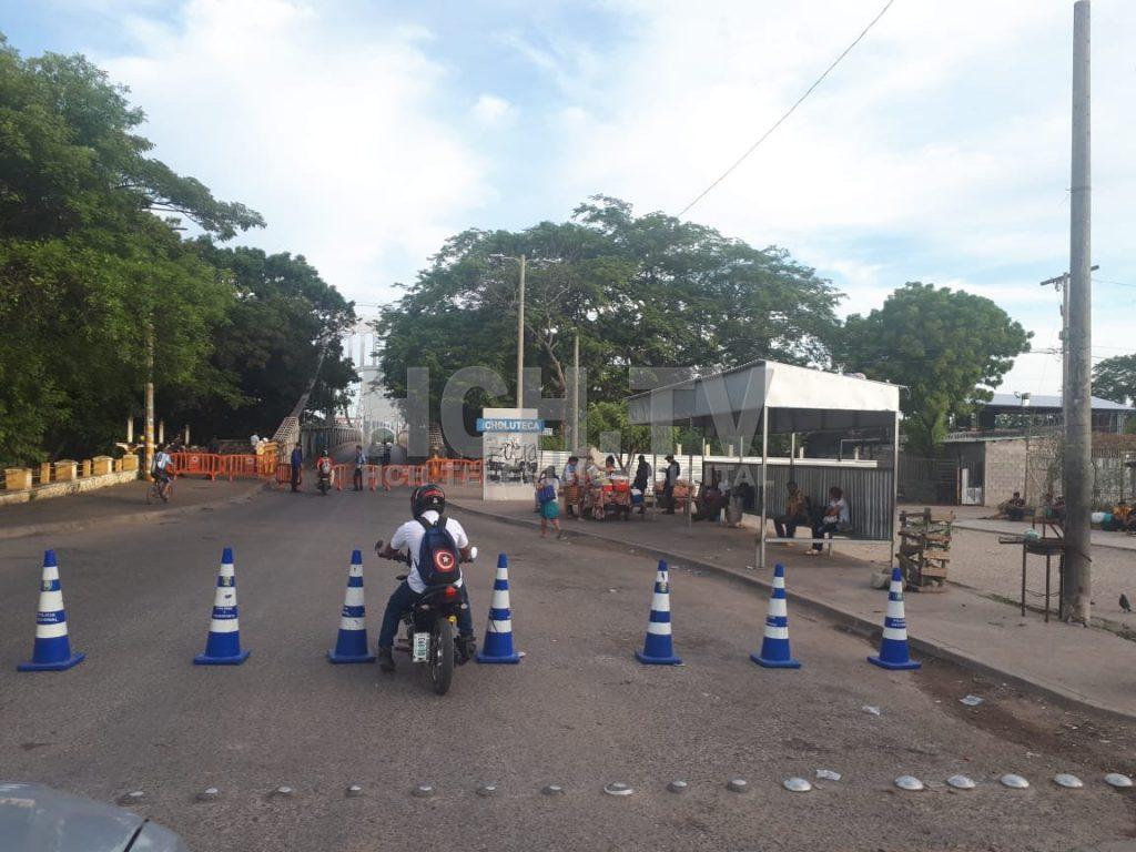 Con calles cerradas y resguardo policial continúa hoy el #CongresoMovil en #Choluteca